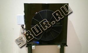 Радиатор охлаждения (кулер) для КМУ крана-манипулятора